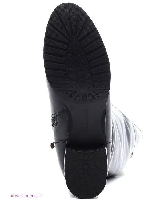 Ботфорты Kari                                                                                                              чёрный цвет