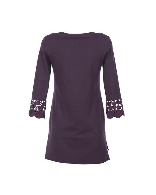 Платья Nuvola                                                                                                              фиолетовый цвет
