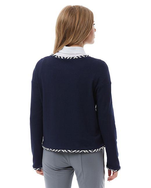 Джемперы Gloss                                                                                                              синий цвет