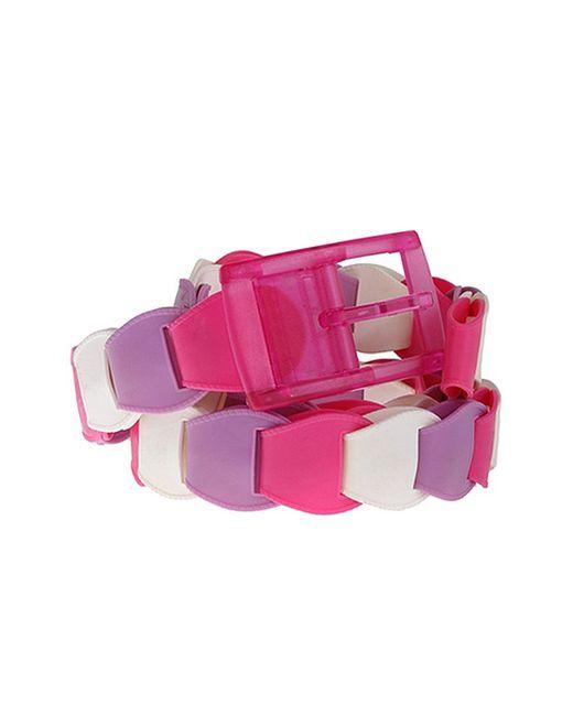 Ремни Migura                                                                                                              розовый цвет