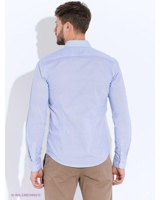 Рубашки Top Secret                                                                                                              синий цвет