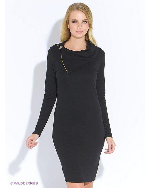 Платья Troll                                                                                                              чёрный цвет