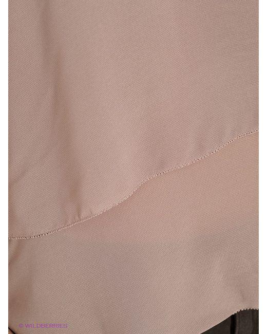 Блузки Pepe Jeans London                                                                                                              розовый цвет