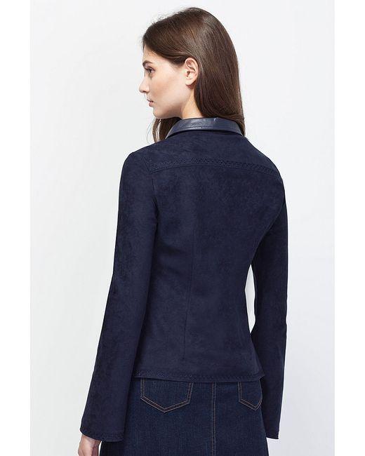 Блузки Vilatte                                                                                                              синий цвет