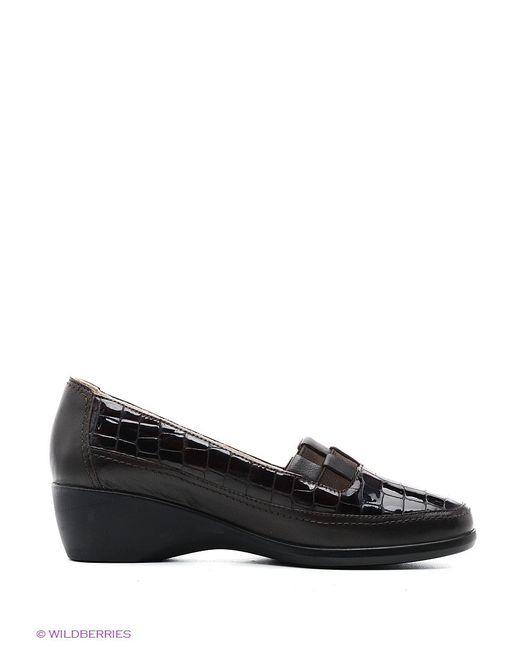 Туфли Atiker                                                                                                              коричневый цвет