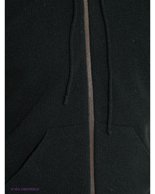 Кардиганы CHKALOV                                                                                                              чёрный цвет