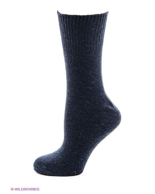 Носки Burlesco                                                                                                              синий цвет