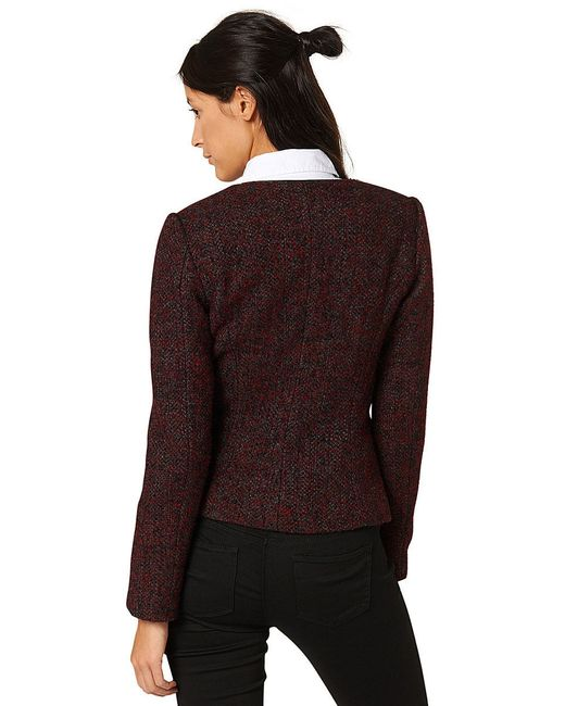 Пиджаки TOM TAILOR                                                                                                              красный цвет
