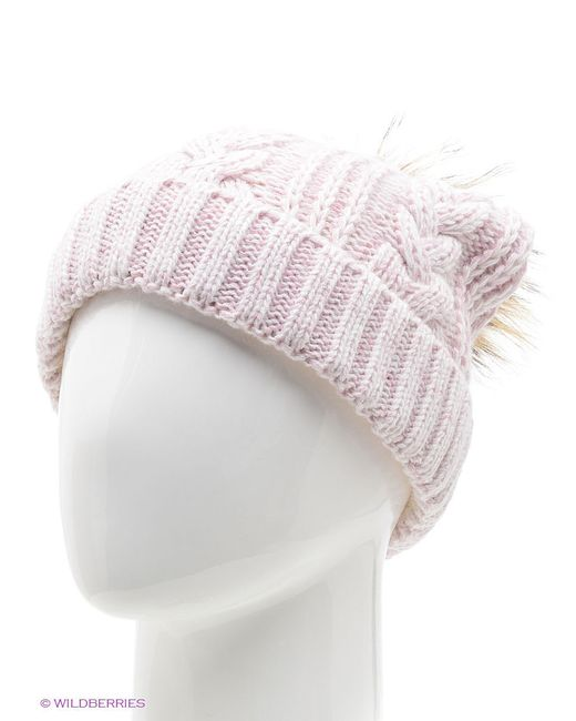 Шапки Vita Pelle                                                                                                              розовый цвет