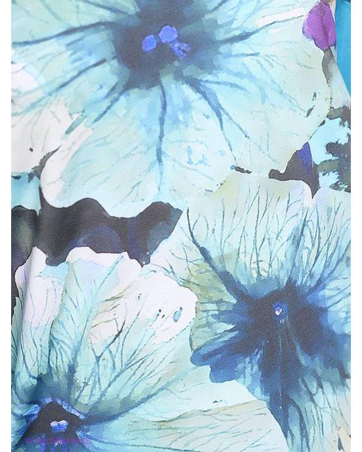 Лонгслив VAY                                                                                                              голубой цвет