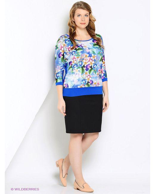 Блузки VAY                                                                                                              синий цвет