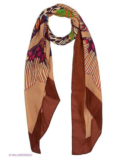 Платки MARIO SPADO                                                                                                              коричневый цвет