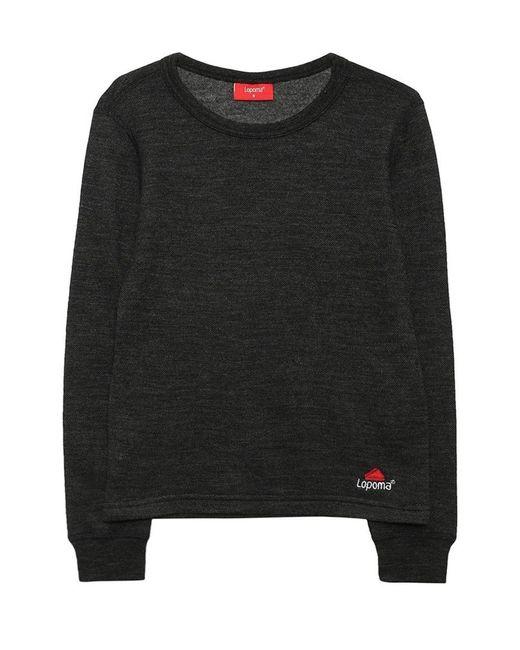 Рубашка-Термобелье Lopoma                                                                                                              серый цвет