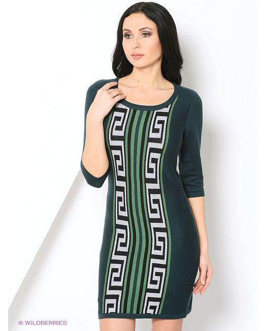 Платья RUXARA                                                                                                              зелёный цвет