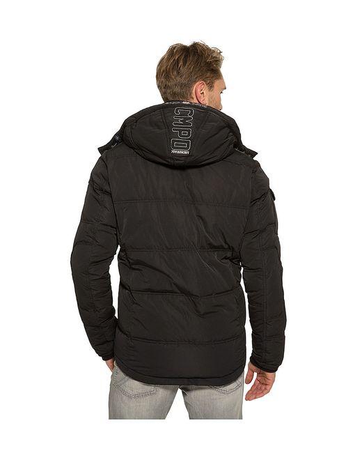 Куртки Camp David                                                                                                              чёрный цвет