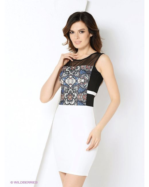 Платья Alena Alenkina                                                                                                              белый цвет