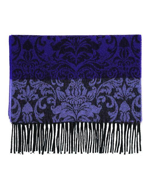 Шарфы Zalta                                                                                                              фиолетовый цвет