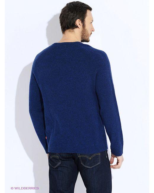 Джемперы Levi's®                                                                                                              синий цвет