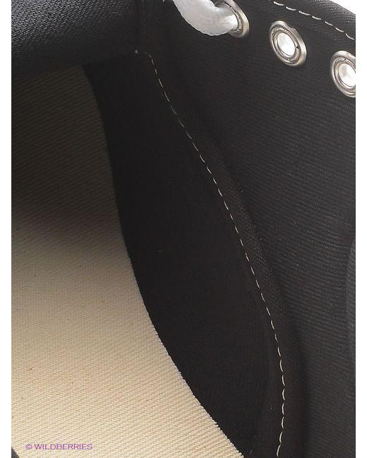 Кеды 4U                                                                                                              чёрный цвет