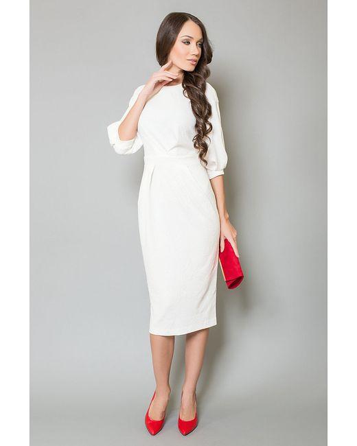 Платья Vittoria Vicci                                                                                                              белый цвет