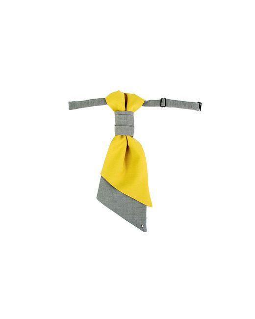 Галстуки MARFA&MADONNA                                                                                                              желтый цвет