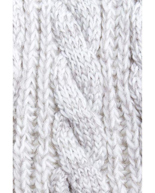 Шарфы Migura                                                                                                              белый цвет