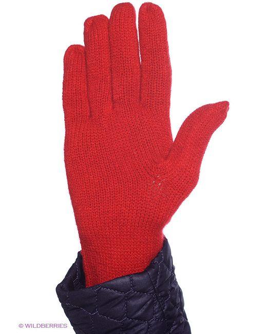 Перчатки Parfois                                                                                                              красный цвет