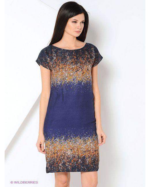 Платья Imago                                                                                                              синий цвет