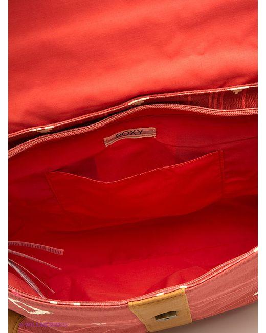 Сумки Roxy                                                                                                              красный цвет