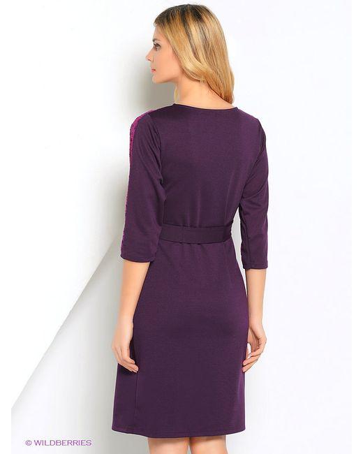 Платья Фэст Фэст                                                                                                              фиолетовый цвет
