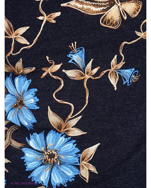 Водолазки Наталья Новикова                                                                                                              синий цвет