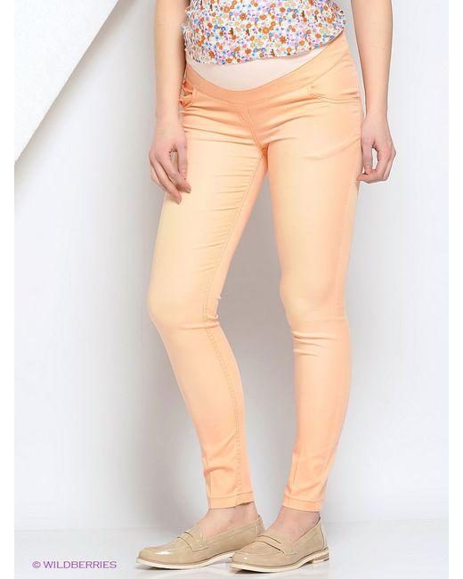 Джинсы Gebbe                                                                                                              оранжевый цвет