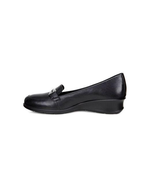 Туфли Ecco                                                                                                              чёрный цвет