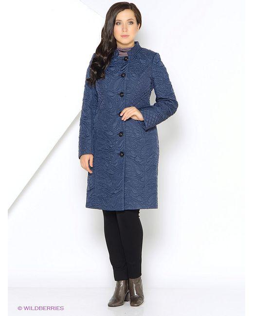 Пальто Brillare                                                                                                              синий цвет