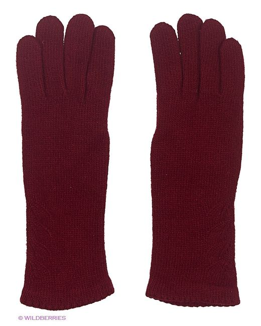 Перчатки MAXVAL                                                                                                              красный цвет