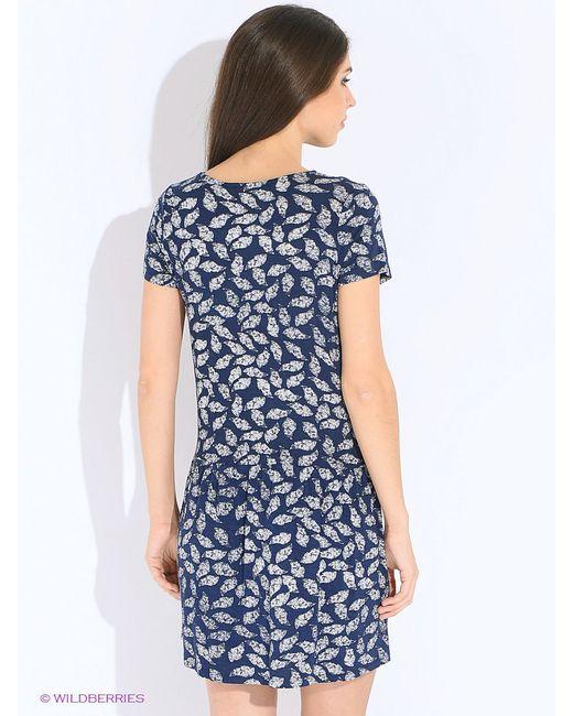 Платья Broadway                                                                                                              синий цвет