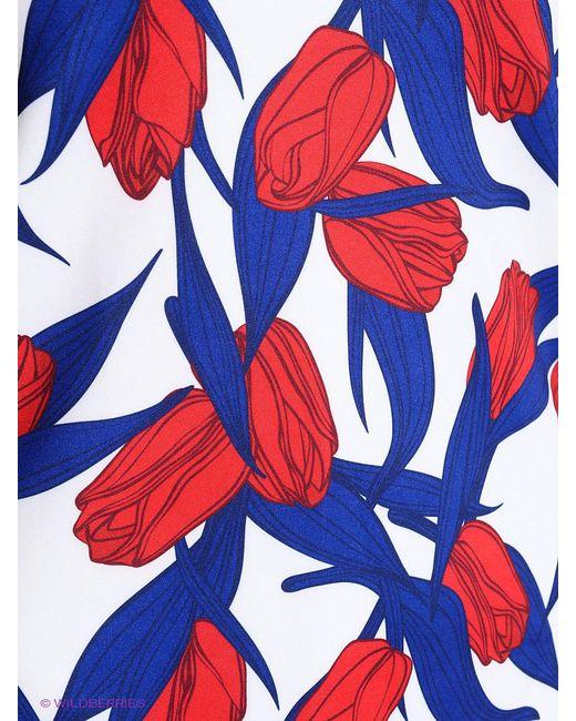 Кофточка &Berries                                                                                                              синий цвет