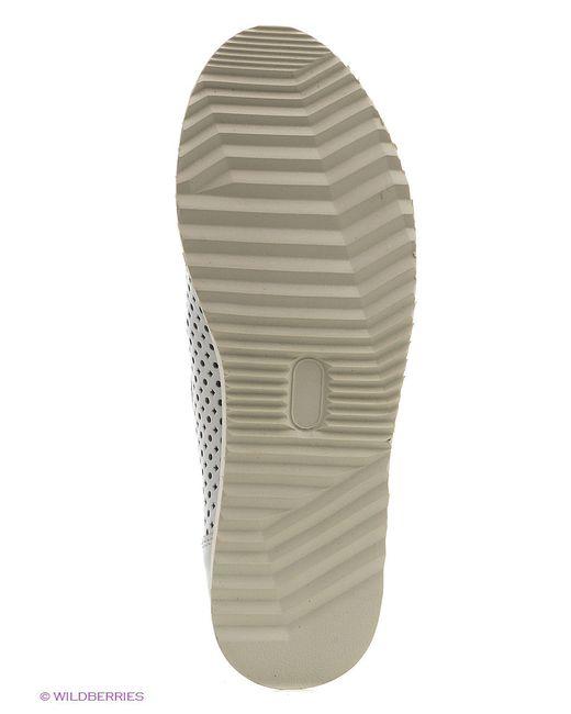 Туфли Milana                                                                                                              белый цвет