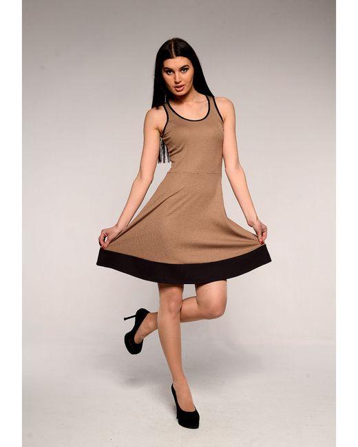 Платья Punk Queen Punkqueen                                                                                                              коричневый цвет