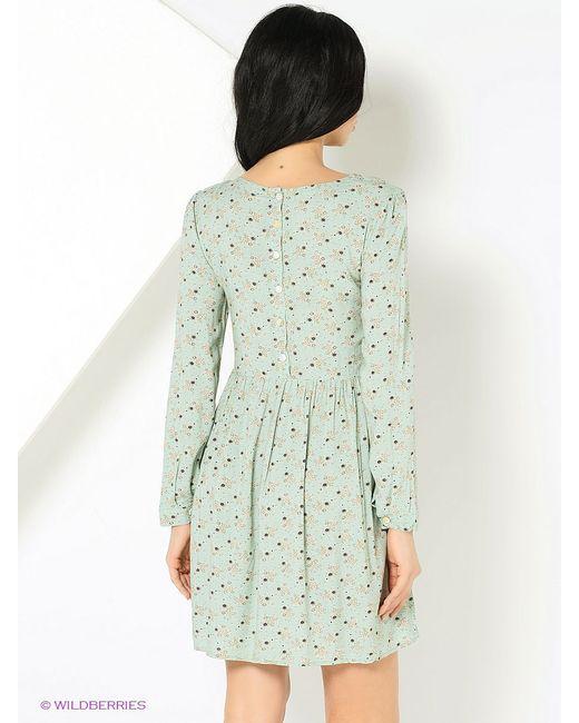 Платья Monoroom                                                                                                              зелёный цвет