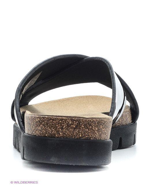 Шлепанцы Tommy Hilfiger                                                                                                              чёрный цвет