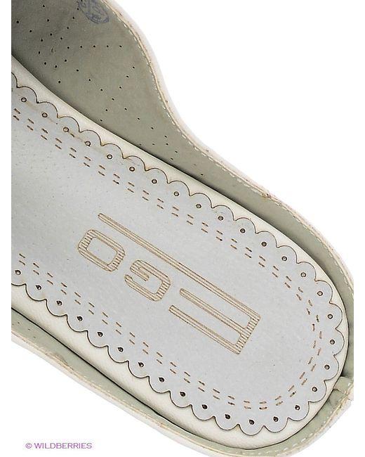 Пантолеты ЭГО                                                                                                              белый цвет