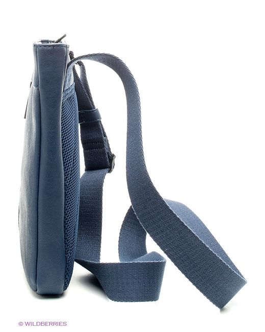 Сумки Calvin Klein                                                                                                              синий цвет
