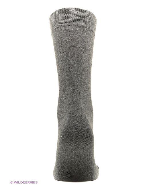 Носки Mexx                                                                                                              серый цвет