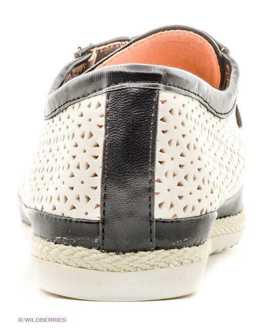 Туфли Vivian Royal                                                                                                              чёрный цвет