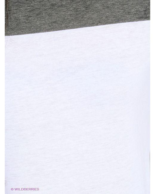 Лонгслив Mexx                                                                                                              белый цвет