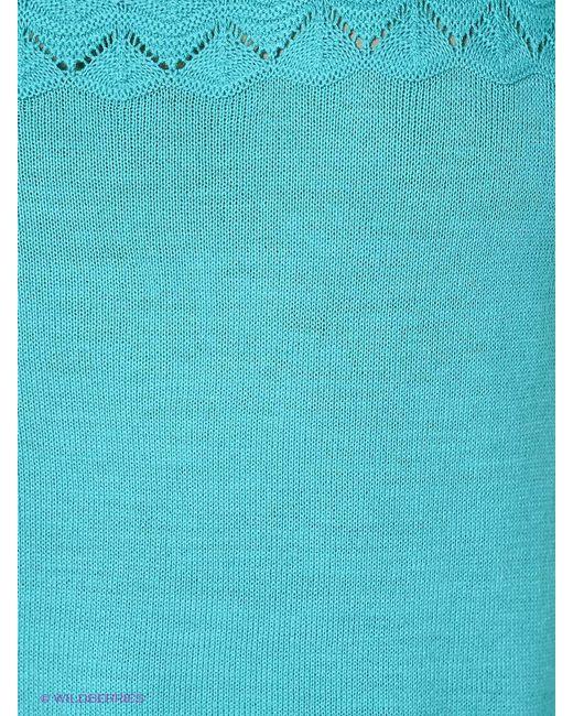 Джемперы Milana Style                                                                                                              Лазурный цвет