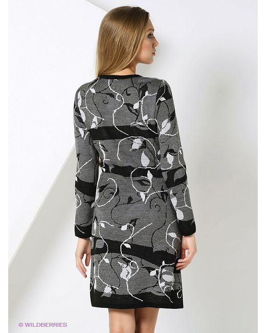 Платья Milana Style                                                                                                              чёрный цвет