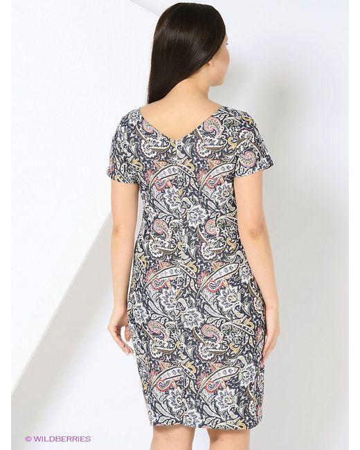 Платья Milana Style                                                                                                              серый цвет