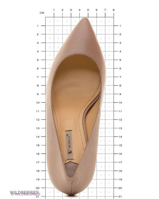 Туфли Vitacci                                                                                                              хаки цвет